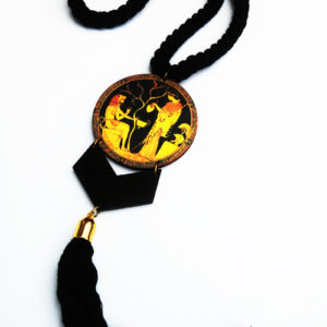 hercules and athena necklace main product photo