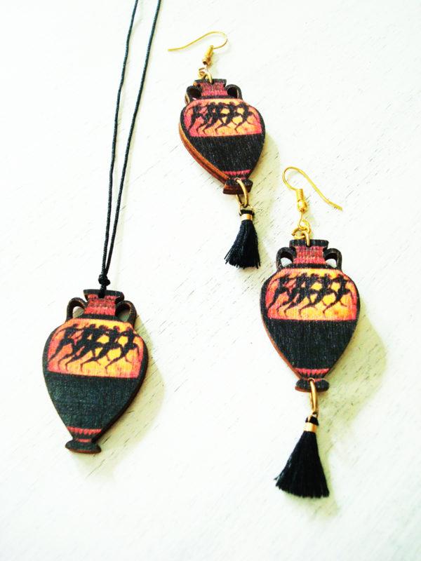 κρεμαστό μενταγιόν runners pendant